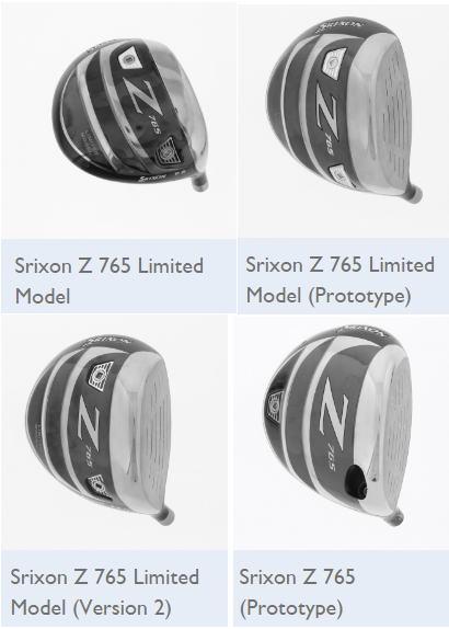 srixonZ765